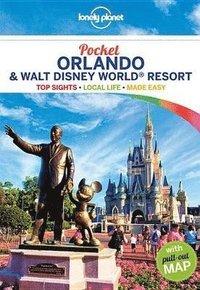 Lonely Planet Pocket Orlando &; Walt Disney World Resort (h�ftad)