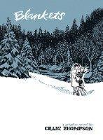 Blankets: A Graphic Novel (inbunden)