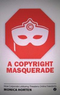Copyright Masquerade, A (inbunden)