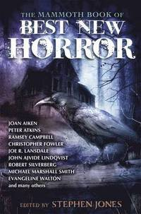 The Mammoth Book of Best New Horror: Volume 23 (h�ftad)