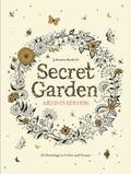 Secret Garden Artist's Edition: A Pull-Out and Frame Colouring Book