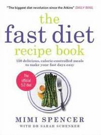 The Fast Diet Recipe Book (h�ftad)