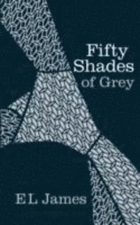 Fifty Shades of Grey (inbunden)