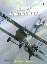 Aces of Jagdstaffel 17 (h�ftad)