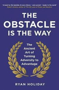 The Obstacle is the Way (h�ftad)