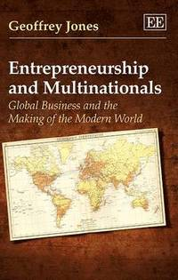 Entrepreneurship and Multinationals (inbunden)
