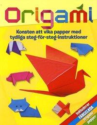 bok om origami