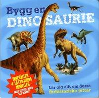 Bygg en dinosaurie (kartonnage)
