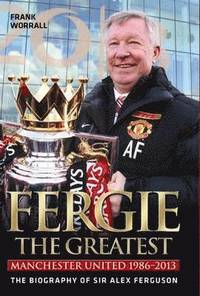 Fergie - The Greatest (inbunden)