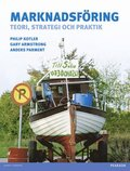 Marknadsföring: teori, strategi, praktik with additional English chapters (Green marketing + Marketing planning)