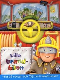 Lilla brandbilen (kartonnage)