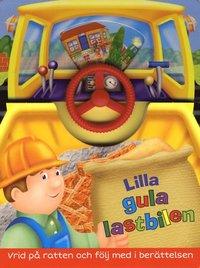Lilla gula lastbilen (kartonnage)