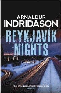 Reykjavik Nights (mp3-bok)
