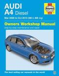 Audi A4 Diesel Owners Workshop Manual
