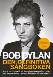 Dylan Bob Definitive Songbook Swedish Translation