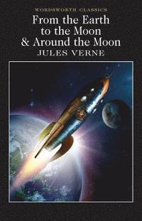 From the Earth to the Moon / Around the Moon (h�ftad)
