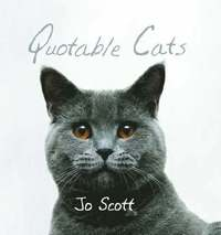 Quotable Cats (inbunden)