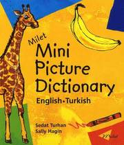 Milet Mini Picture Dictionary (Turkish-English): English-Turkish (kartonnage)