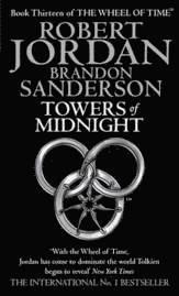 Towers of Midnight (h�ftad)