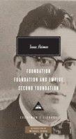 Foundation Trilogy (inbunden)