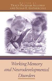 Working Memory and Neurodevelopmental Disorders (inbunden)