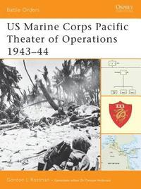 US Marine Corps Pacific Theater of Operations: v. 2 (h�ftad)