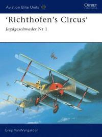 Richthofen's Flying Circus (h�ftad)