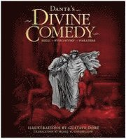 The Divine Comedy (inbunden)