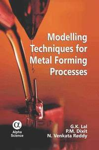 Modelling Techniques for Metal Forming Processes (inbunden)