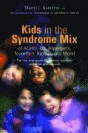 Kids in the Syndrome Mix of ADHD, LD, Asperger's, Tourette's, Bipolar, and More! (kartonnage)