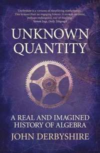 Unknown Quantity (inbunden)