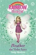 Heather the Violet Fairy: Book 7