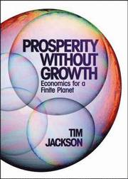 Prosperity without Growth (inbunden)