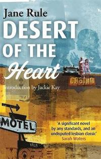 Desert of the Heart (h�ftad)