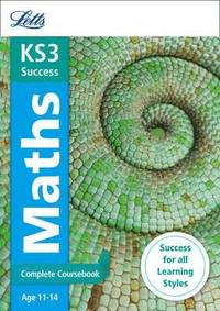 KS3 Maths Complete Coursebook