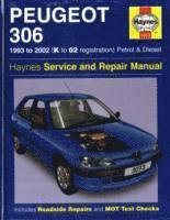 Peugeot 306 Petrol and Diesel Service and Repair Manual (inbunden)