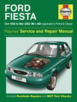 Ford Fiesta Service and Repair Manual (inbunden)