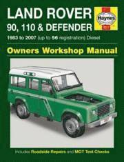 Land Rover 90, 110 and Defender Diesel Service and Repair Manual (inbunden)