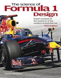 The Science of Formula 1 Design (inbunden)