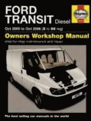 Ford Transit Diesel Service and Repair Manual (inbunden)