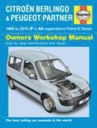 Citroen Berlingo &; Peugeot Partner Petrol &; Diesel (inbunden)
