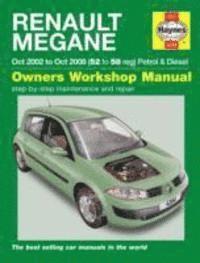 Renault Megane Petrol &; Diesel (inbunden)