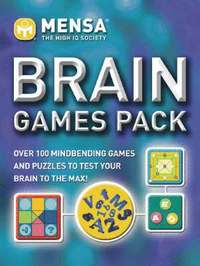 The Mensa Brain Games Pack (h�ftad)