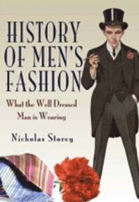 History of Men's Fashion (inbunden)