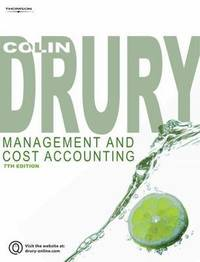 Management and Cost Accounting (h�ftad)
