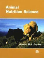 Animal Nutrition Science (h�ftad)