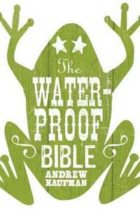 The Waterproof Bible (mp3-bok)
