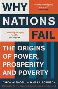 Why Nations Fail (inbunden)