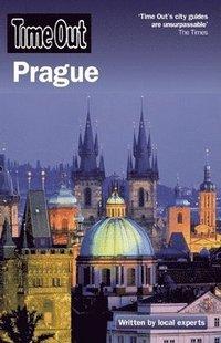 Time Out Prague (h�ftad)