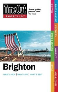 Time Out Shortlist Brighton (h�ftad)
